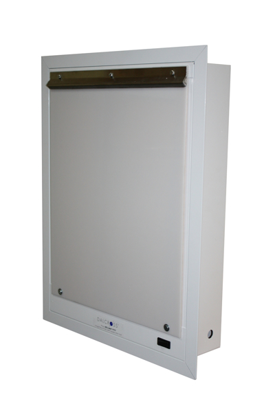 Picture of X Ray Viewer Single Flush Mount