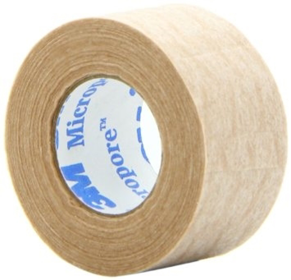 Picture of Micropore Refill 3M Tan 25mm x 9.1m Each 1533-1