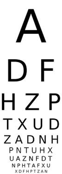 Picture for category Eye Charts