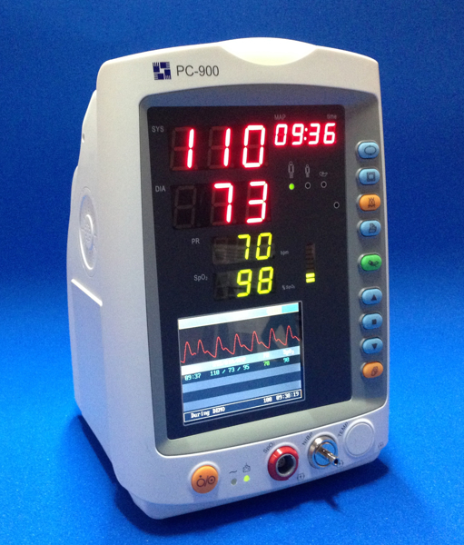 Picture for category Vital Signs Monitors